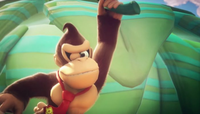 Ubisoft: 'Mario + Rabbids Kingdom Battle DLC – Donkey Kong Swings Into Action'
