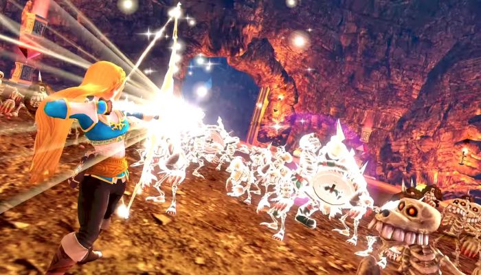 Hyrule Warriors: Definitive Edition – Japanese Direct mini Headline 2018.1.11