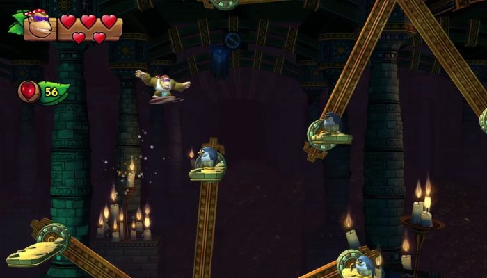 Donkey Kong Country: Tropical Freeze – Japanese Direct mini Headline 2018.1.11