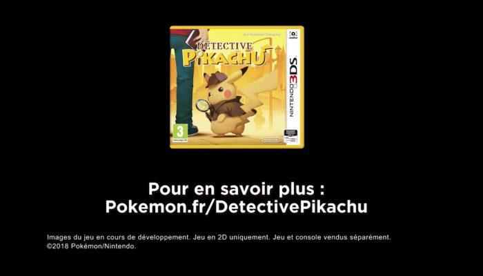 Pokémon : 'Menez l'enquête dansDétective Pikachu!'