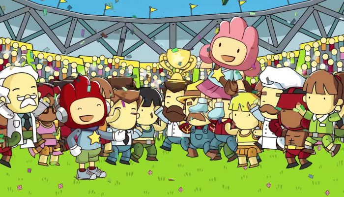 Scribblenauts Showdown – Announcement Trailer