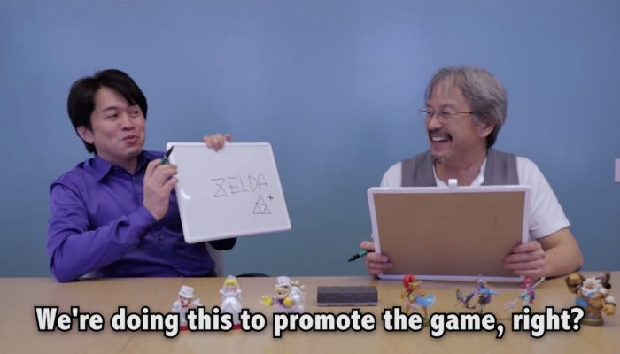 The Nintendo Guessing Game – Featuring Mr. Koizumi and Mr. Aonuma