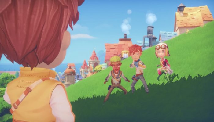 My Time At Portia – Announcement Trailer