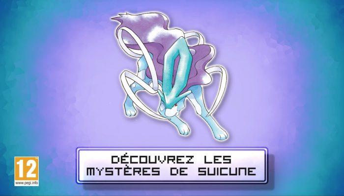 Pokémon Version Cristal – Bande-annonce de lancement