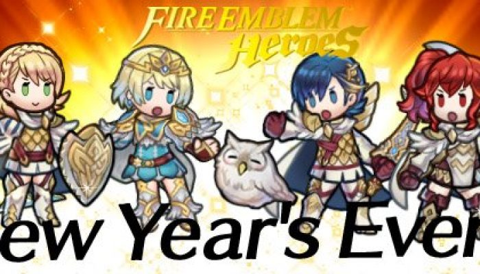 Fire Emblem Heroes's New Year Event is here