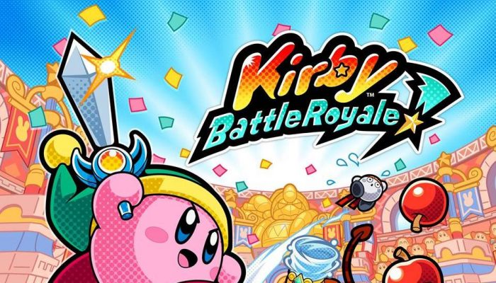 Kirby Battle Royale gets a free demo on the North American eShop