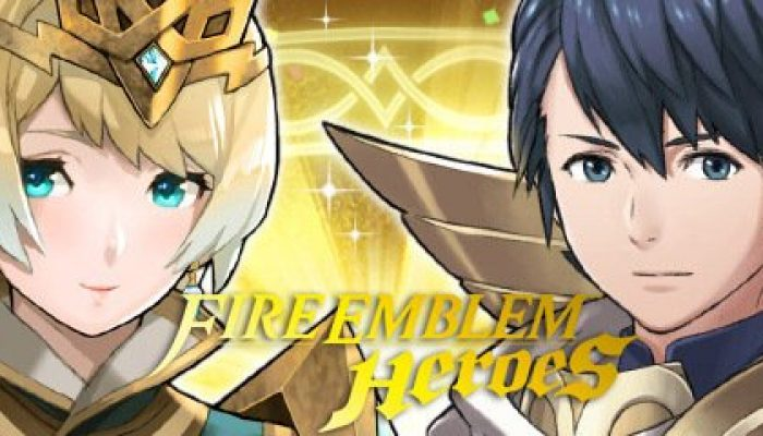 Fire Emblem Heroes celebrates its first-year anniversary a bit early