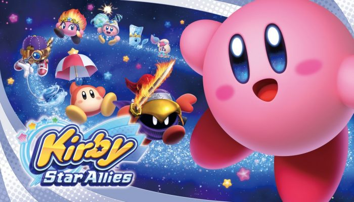 Kirby Star Allies launches on March 16