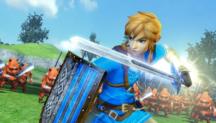 Hyrule Warriors comes to Nintendo Switch as a Definitive Edition