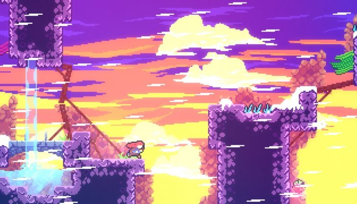 Celeste launches January 25 on Nintendo Switch