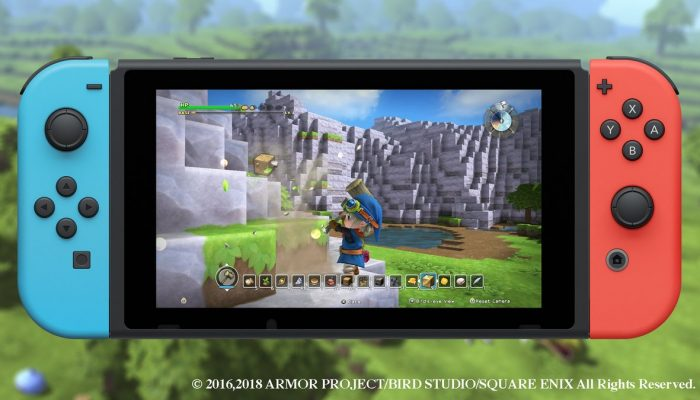 Dragon Quest Builders demo now available on Nintendo Switch