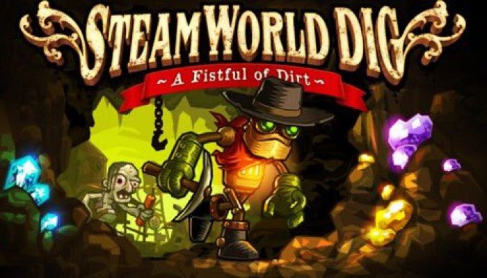 SteamWorld Dig coming to Nintendo Switch on February 1