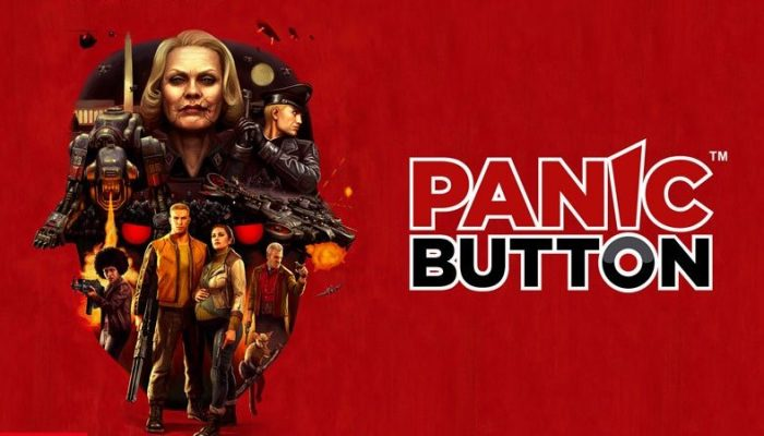 Panic Button set to port Wolfenstein II to Nintendo Switch