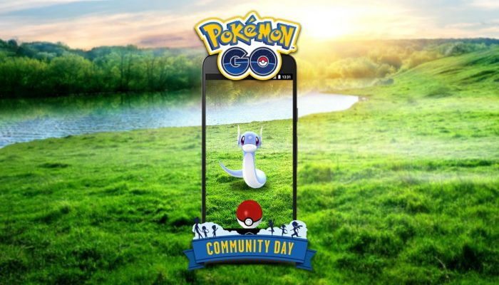 The next Pokémon Go Community Day is on February 24