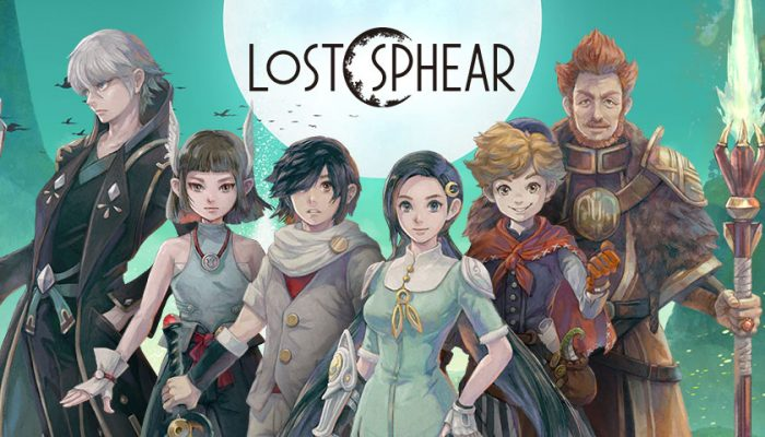 NoA: 'Shape your fate and restore the world in Lost Sphear'