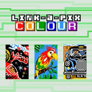 Nintendo eShop Downloads Europe Link-a-Pix Colour