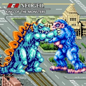 Nintendo eShop Downloads Europe ACA NeoGeo King of the Monsters