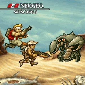 Nintendo eShop ACA NeoGeo Metal Slug 3