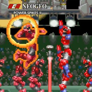 Nintendo eShop Downloads Europe ACA NeoGeo Power Spikes II
