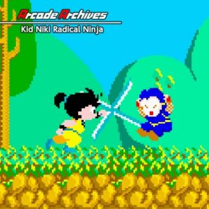 Nintendo eShop Downloads Europe Arcade Archives Kid Niki Radical Ninja