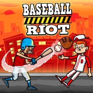 Nintendo eShop Downloads Europe Baseball Riot