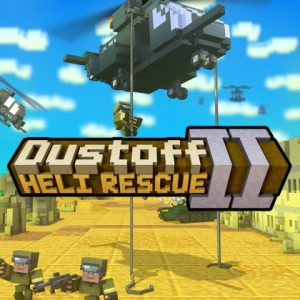 Nintendo eShop Downloads Europe Dustoff Heli Rescue 2