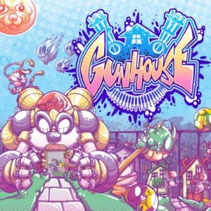 Nintendo eShop Downloads Europe Gunhouse