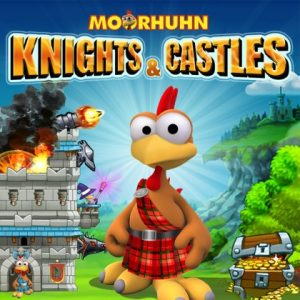Nintendo eShop Downloads Europe Moorhuhn Knights & Castles