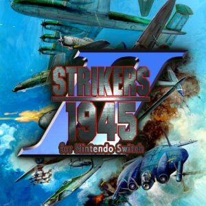 Nintendo eShop Downloads Europe Strikers 1945 II for Nintendo Switch