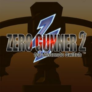 Nintendo eShop Downloads Europe Zero Gunner 2- for Nintendo Switch
