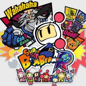 Nintendo eShop Super Bomberman R