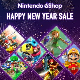 Nintendo eShop Downloads Europe Happy New Year Sale