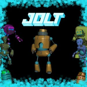 Nintendo eShop Downloads Europe Jolt Family Robot Racer