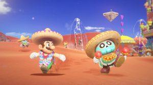 Media Create Top 50 Super Mario Odyssey