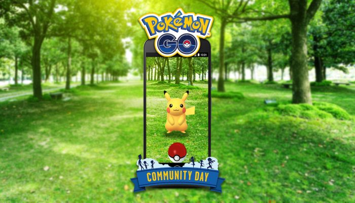 Niantic: 'Introducing Pokémon Go Community Day!'
