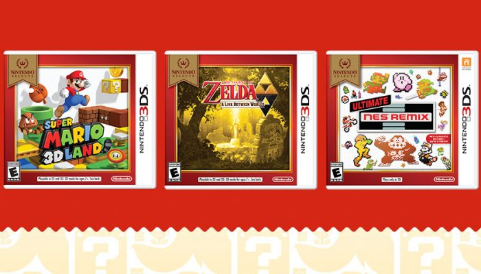 NoA: ' Three classic Nintendo 3DS games are now only $19.99 each'