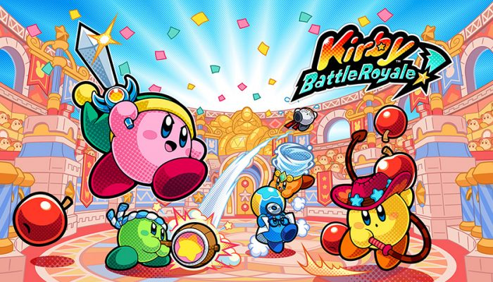NoA: 'Kirby meets his match in Kirby Battle Royale'