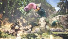 Media Create Top 20 Monster Hunter World