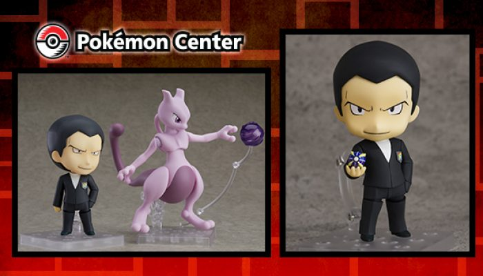 NoA: 'Show Off Your Sinister Side with the Giovanni Nendoroid'