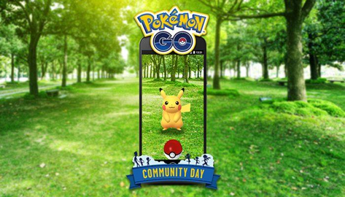 Pokémon: 'Gather Together for Pokémon Go Community Day'