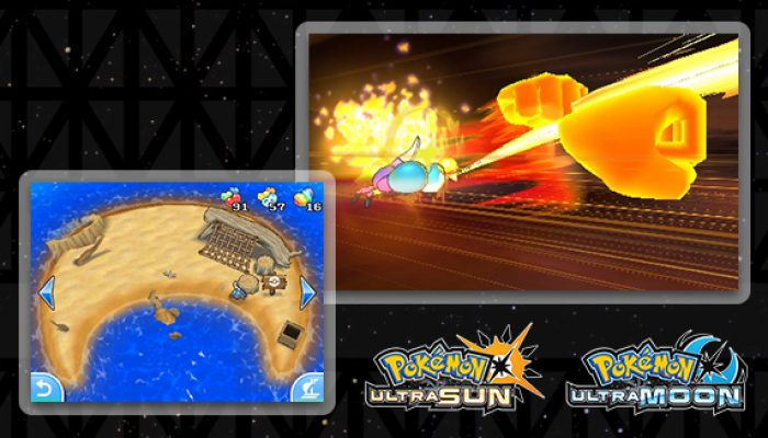 Pokémon: 'Raising Battle-Ready Pokémon [in Pokémon Ultra Sun & Ultra Moon]!'