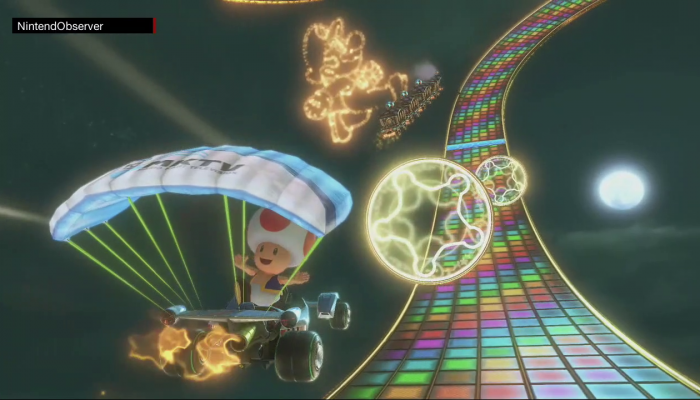Mario Kart 8 Deluxe, Every Race Should Be Like That.