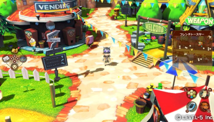 Snack World: Trejarers Gold – Japanese Nintendo Switch Screenshots