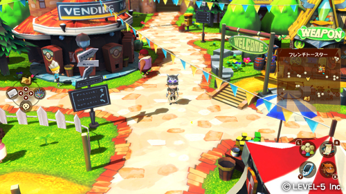 Snack World Trejarers Gold