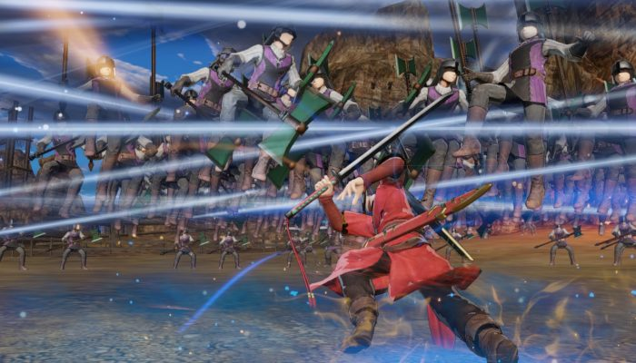 Fire Emblem Warriors – Japanese Fire Emblem Shadow Dragon DLC Pack Screenshots