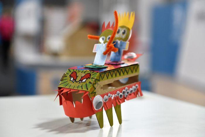 Nintendo Labo Workshop