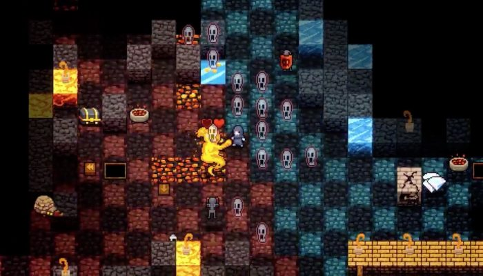 Crypt of the NecroDancer launching on Nintendo Switch