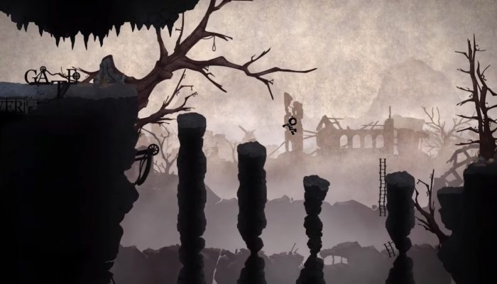 Typoman – Nintendo Switch Announcement Trailer