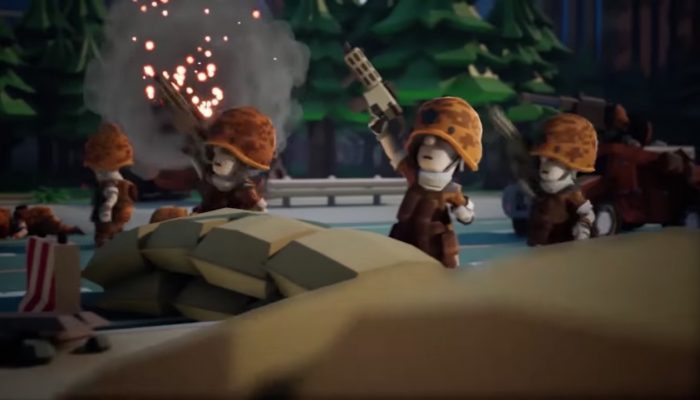 Tiny Metal – Nintendo Switch Trailer