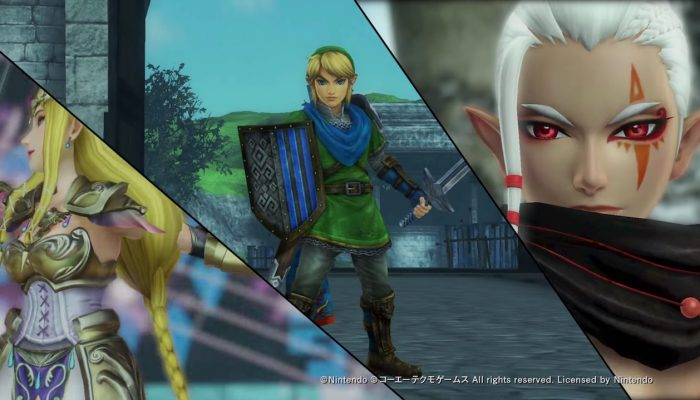 Hyrule Warriors: Definitive Edition – First Japanese Character Trailer